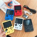 Mini Console de jeux vidéo Portable rétro, écran couleur LCD 2021 pouces, 8 bits, 3.0 jeux intégrés,