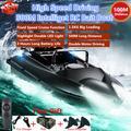 Mini thonier canneur radiocommandé à vitesse constante, bateau de pêche à nouvelles fonctionnalités,
