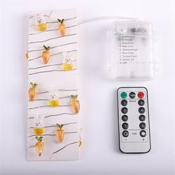 Arlmont & Co. 2 Meters 20 Lights Rabbit Shaped Light String Easter Light String | Wayfair C353CE7C3F2F43C4AE2F9981F485ADCE