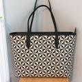 Kate Spade Bags   Kate Spade Tote-Black And White-Clover   Color: Black/White   Size: Os