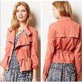 Anthropologie Jackets & Coats | Anthropologie Anorak Utility Jacket | Color: Pink | Size: S