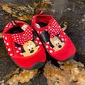 Disney Shoes   Minnie Mouse Water Shoes Size M 78   Color: Black/Red   Size: 7bb