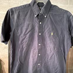 Ralph Lauren Shirts | Casual Shirt, Shirt Sleeve | Color: Blue | Size: S
