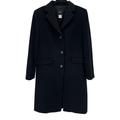 J. Crew Jackets & Coats | J Crew Wool Cashmere Jacket Long Day Coat | Color: Black | Size: 4