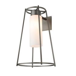 Hubbardton Forge Loft Outdoor Wall Sconce - 302573-1001