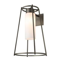 Hubbardton Forge Loft Outdoor Wall Sconce - 302573-1004