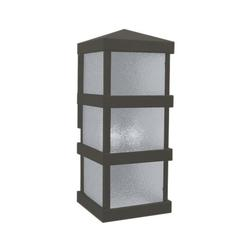 Arroyo Craftsman Barcelona Tall Outdoor Wall Sconce - BAW-8RM-BZ