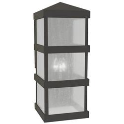 Arroyo Craftsman Barcelona Tall Outdoor Wall Sconce - BAW-10WO-BZ