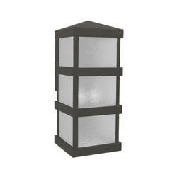 Arroyo Craftsman Barcelona Tall Outdoor Wall Sconce - BAW-8AE-BZ
