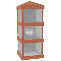 Arroyo Craftsman Barcelona Tall Outdoor Wall Sconce - BAW-10FL-RC