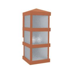 Arroyo Craftsman Barcelona Tall Outdoor Wall Sconce - BAW-8RM-RC