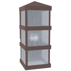 Arroyo Craftsman Barcelona Tall Outdoor Wall Sconce - BAW-10RM-RB