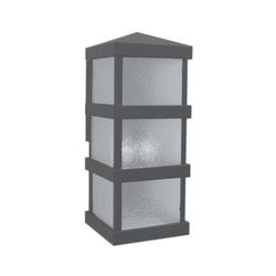 Arroyo Craftsman Barcelona Tall Outdoor Wall Sconce - BAW-8RM-S