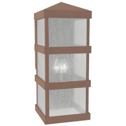 Arroyo Craftsman Barcelona Tall Outdoor Wall Sconce - BAW-10WO-AC