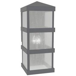 Arroyo Craftsman Barcelona Tall Outdoor Wall Sconce - BAW-10WO-S