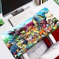 Tapis de souris Pokemon pour Gamer, accessoire de bureau complet pour ordinateur portable, clavier