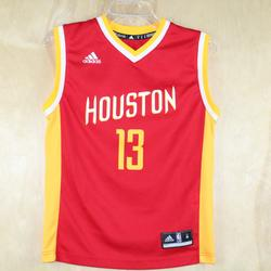 Adidas Shirts & Tops   Adidas Youth Houston Rockets Redyellow   Color: Red/Yellow   Size: Youth M