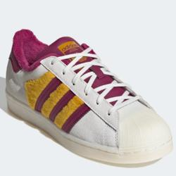 Adidas Shoes | Adidas Originals Superstar Women Casual Shoes Size 10 | Color: Cream/Gold | Size: 10