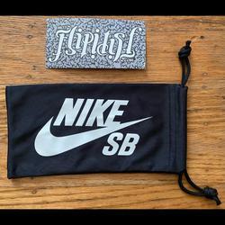 Nike Accessories   Nike Sb Glasses Case Pouch Black Sunglasses Bag   Color: Black   Size: Os