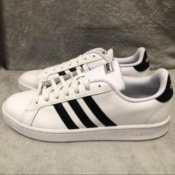Adidas Shoes   Adidas Grand Court Men'S Casual Shoes Size 12   Color: White   Size: 12