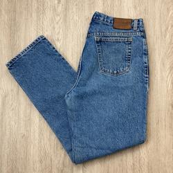 Ralph Lauren Jeans   Lauren Jeans Co. Vintage High Waist Denim Jean   Color: Blue   Size: 14