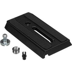 """Manfrotto 501PL Sliding Quick Release Plate with 1/4""""-20 Screw 501PL"""