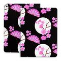 Ipad 2020 Case Pattern Asian Style Japanese Chinese Ipad 10.2 Case - Case for Ipad 8th Gen(2020)/7th Gen(2019) with Pencil Holder,ipad Pro case iPad air 3 Case iPad 10.5 Case Protective Case Cover