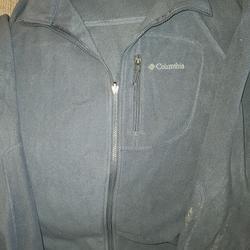 Columbia Jackets & Coats   Columbia Xxl Mens Full Zip Microfleece Jacket   Color: Gray   Size: Xxl