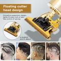Tondeuse à cheveux électrique Rechargeable pour hommes, rasoir, barbier, Machine de coupe de