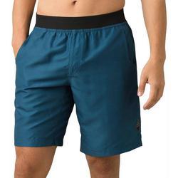 PRANA Mens Flat Front Mojo Shorts