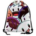Drawstring Backpack The-Odd-1s-Out cartoon Gym Bag Water Resistant Foldable Adjustable Drawstring for Men Women