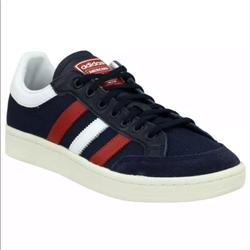 Adidas Shoes   Adidas Americana Low Top Mens Casual Shoes Nwob   Color: Blue/Red/White   Size: 11.5