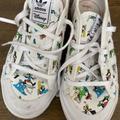 Adidas Shoes | Adidas Disney Kids Shoes | Color: White | Size: 2.5g