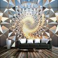 Custom Photo Wallpaper 3D Stereo Embossed Pattern Painting Mural Home Decor Wallpaper-400280cm