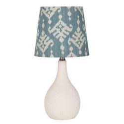 "Bungalow Rose Wampsville 20.25"" Stone Glaze Table Lamp Ceramic/Fabric, Size 20.25 H x 9.0 W x 9.0 D in | Wayfair 6749F92B99C842248BC1B3DD8395CCA5"