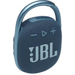 JBL Clip 4 Portable Bluetooth Speaker (Blue) JBLCLIP4BLUAM