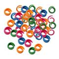 48 pièces fil porte-bobine fil bobine Huggers couleur porte-bobine (couleur différente)