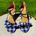 Michael Kors Shoes | Michael Kors Shoes | Color: Blue/White | Size: 6.5