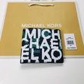 Michael Kors Bags | Michael Kors Cooper Billfold Mens Wallet | Color: Black/Blue | Size: Os
