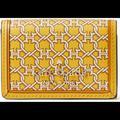 Kate Spade Bags | Kate Spade Spade Link Micro Tri Fold Wallet Nwt | Color: Yellow | Size: Os