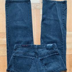 Polo By Ralph Lauren Jeans | Polo Jeans Co. Ralph Lauren Charcoal Denim Jeans | Color: Black/Gray | Size: 33