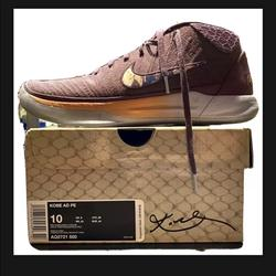 Nike Shoes | Nike Kobe Bryant 'Devin Booker' Shoes Size 10. | Color: Purple | Size: 10