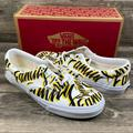 Vans Shoes | New Vans Era Family Sneakers Skate Shoes | Color: White/Yellow | Size: 10.5