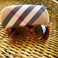 Burberry Accessories | Burberry Sunglasses Tortoise Brown B 4088 | Color: Brown | Size: Os