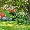 Reds Parrot Planter, Flying Parrot Planter Hanger Pot, The Shape of A Beautiful Bird, Parrot Planter Pot, Parrot Planter Hanger, Flower Pots Outdoor Indoor Garden Planters Decor (Green)