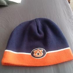 Nike Accessories   Auburn University Nike Hat 1sz $28 +Free Hat   Color: Blue/Orange   Size: Os