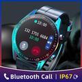KESHUYOU – montre connectée I12 pour hommes, bracelet d'activités sportives, cadran rond entièrement