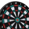 CHICIRIS Electronic Dart, Dart Boards for Adults Soft Dart Board, Dart Boards for Adults Electronic for Maximum Durability Entertainment Exercise Family Leisure