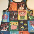 Disney Tops | Disney Store Toy Story Tank Top Size S | Color: Tan | Size: S