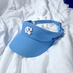 Nike Accessories   Nc Visor Nike Unisex   Color: Blue   Size: Os